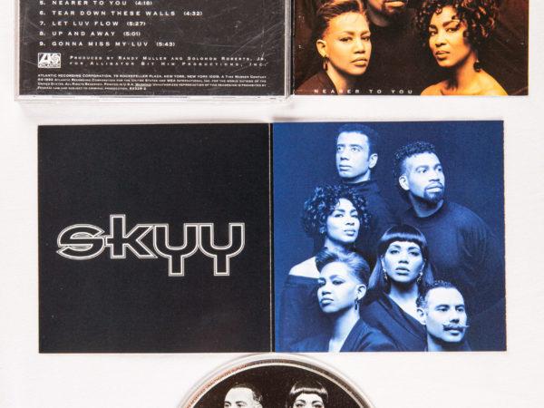 Skyy CD Cover