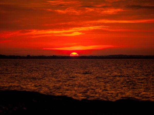 Setting Sun, Salterstown